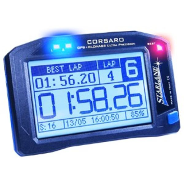 Starlane Corsaro GPS Dashboard