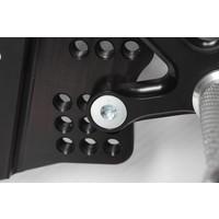 PP Tuning Rem schakelset Reverse Shift Yamaha R1 2007 - 2008 Volledig verstelbaar