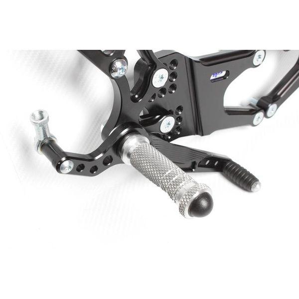 PP Tuning  Rem schakelset Yamaha R1 2007 - 2008 Volledig verstelbaar