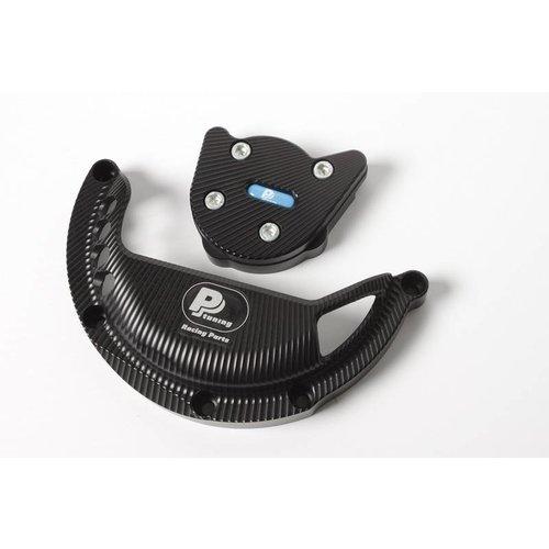 PP Tuning Motorblok dynamo beschermer 2 delig