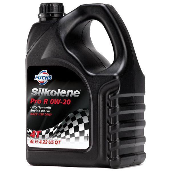 Pro R 0W-20 Race Olie