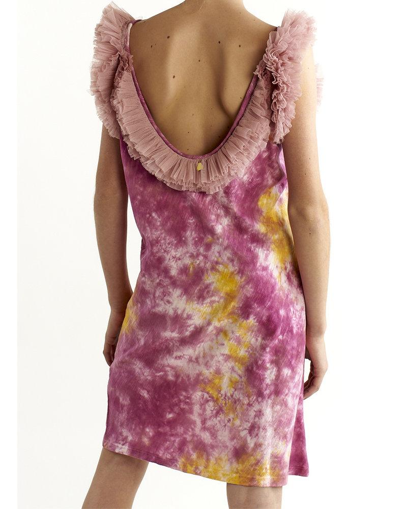 Izuskan Biarritz korte tule jurk
