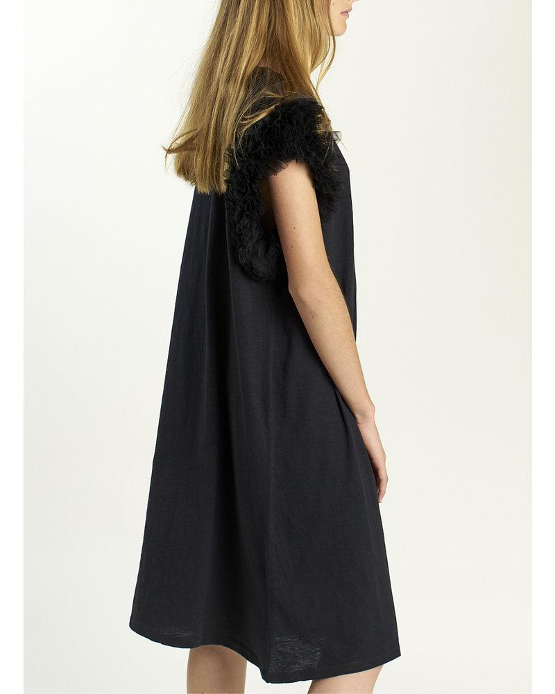 21byizuskan Forte dei Marmi korte jurk tule