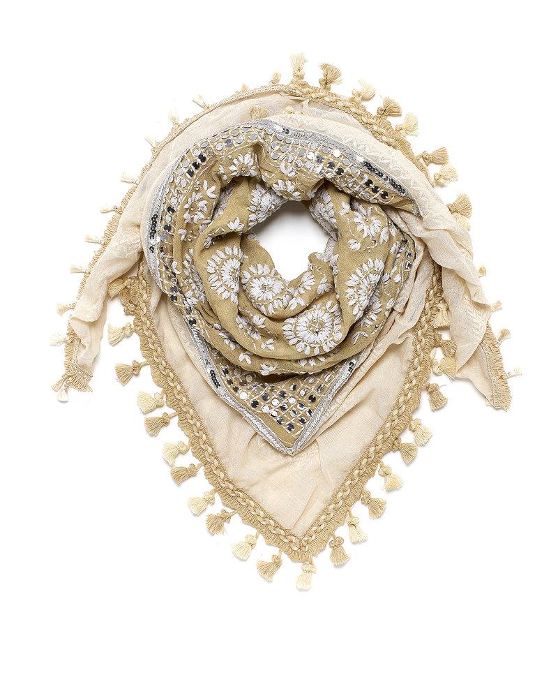 Izuskan Originele Sari sjaal van Izuskan