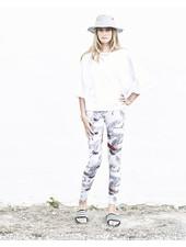 Ladies Legging - Silberner Vogel