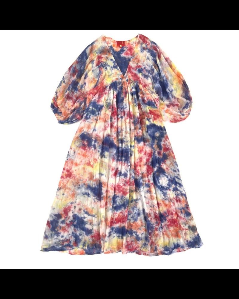 21byizuskan Bondi langes Kleid Wildblume