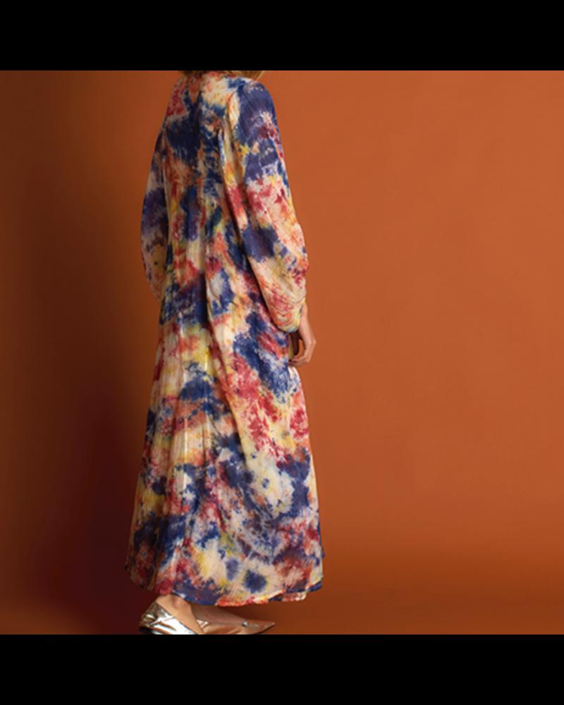 21byizuskan Bondi vestido largo wildflower