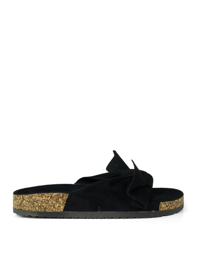 Jess slippers - black