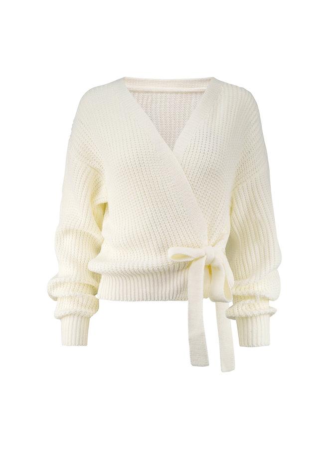 Liv cardigan - off white