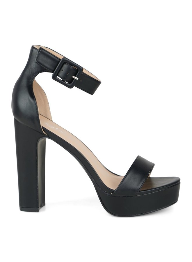 Scarlett high heels - black