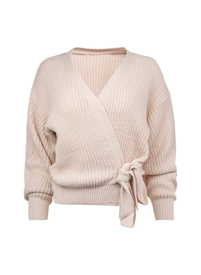 Liv cardigan - light pink