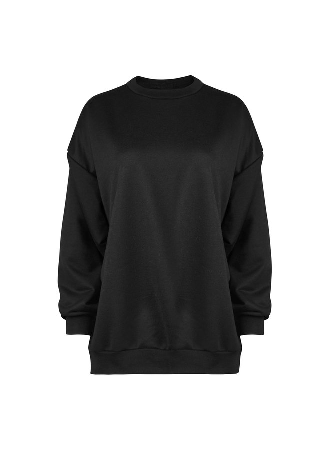 Luna sweater - black