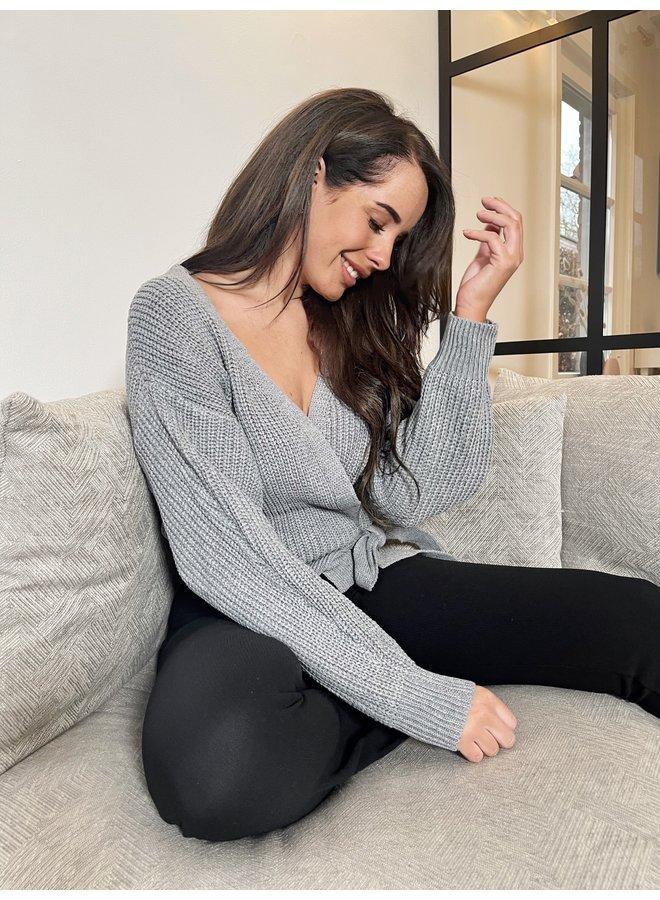 Liv cardigan - grey