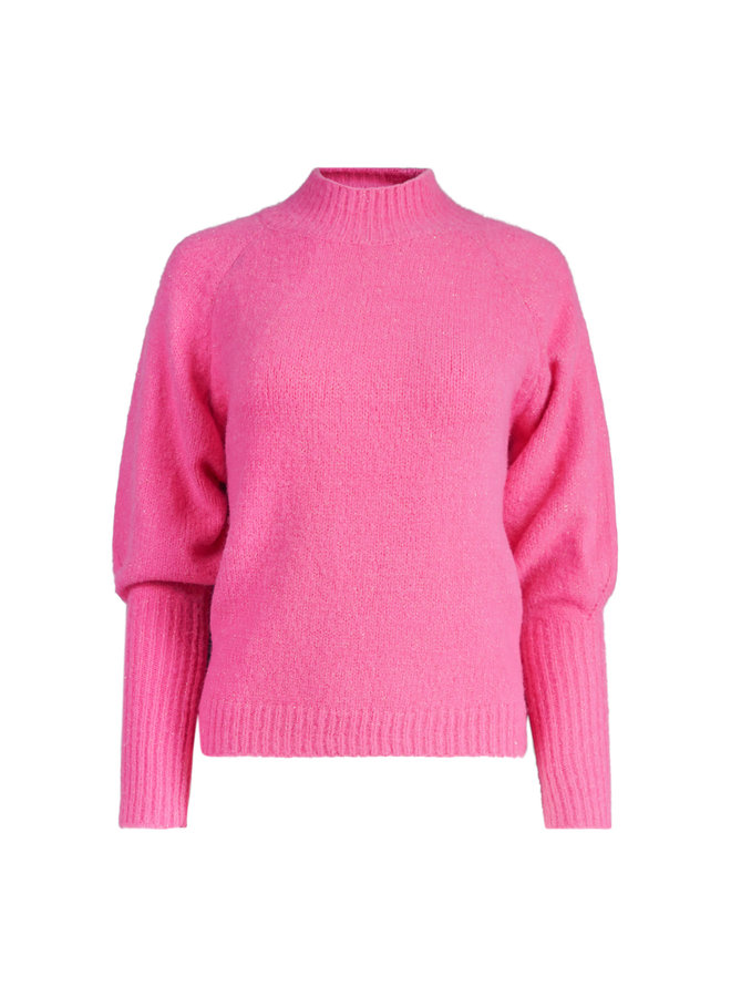 Lena glitter pullover - pink