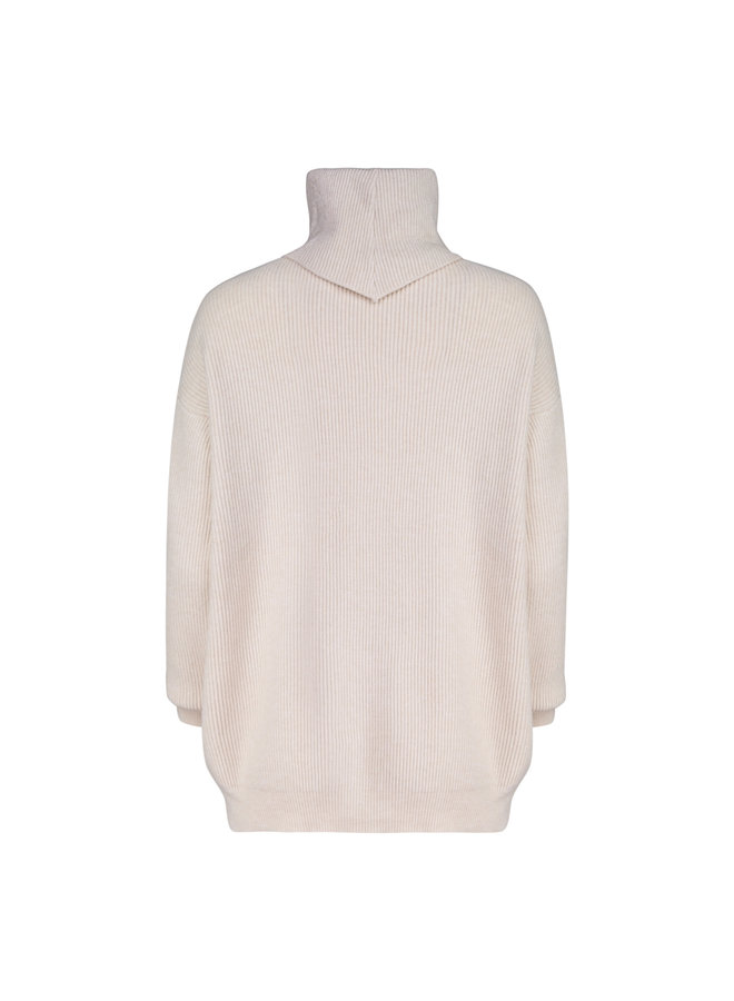 Emily knitted pullover - beige