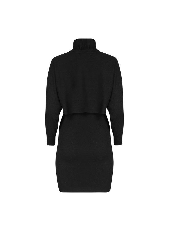 Nela two piece - black