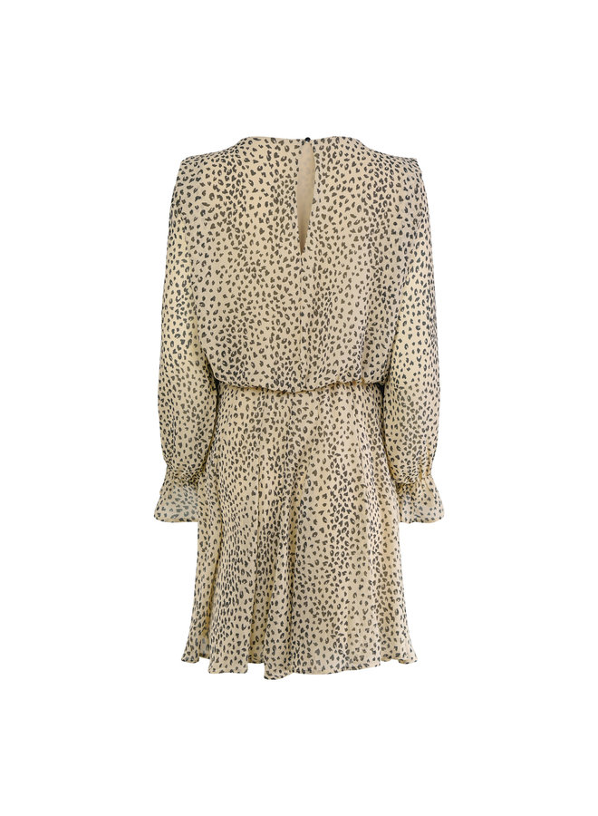 Sienna Leo dress - beige