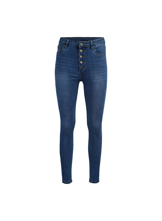 Charlotte skinny jeans - dark blue