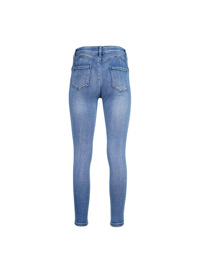 Shana skinny jeans - blue