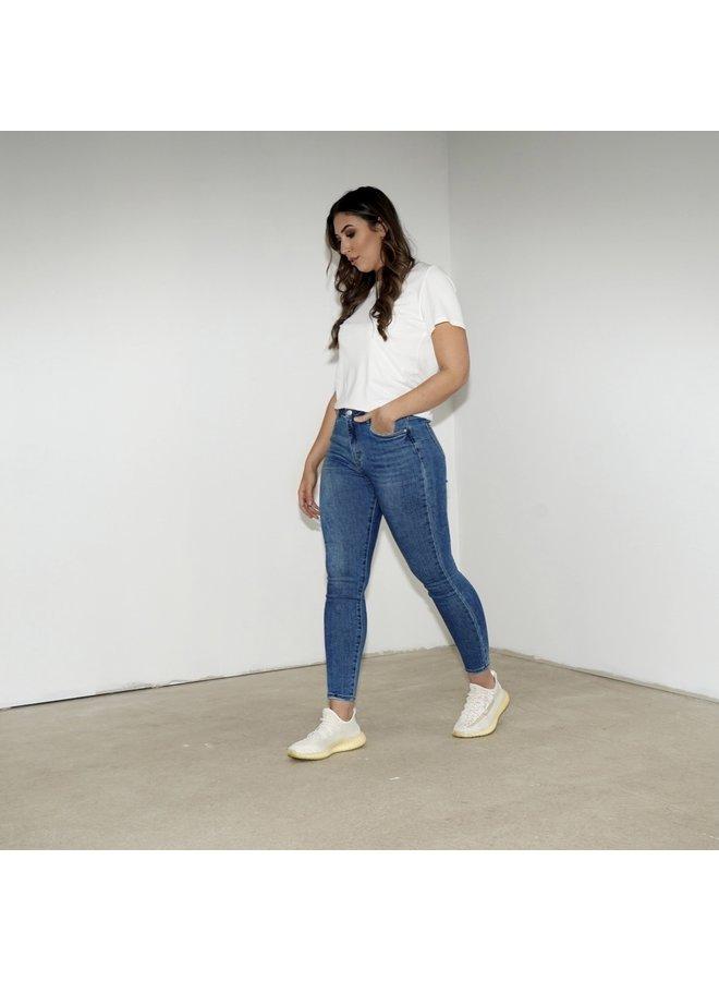 Jady skinny jeans - dark blue