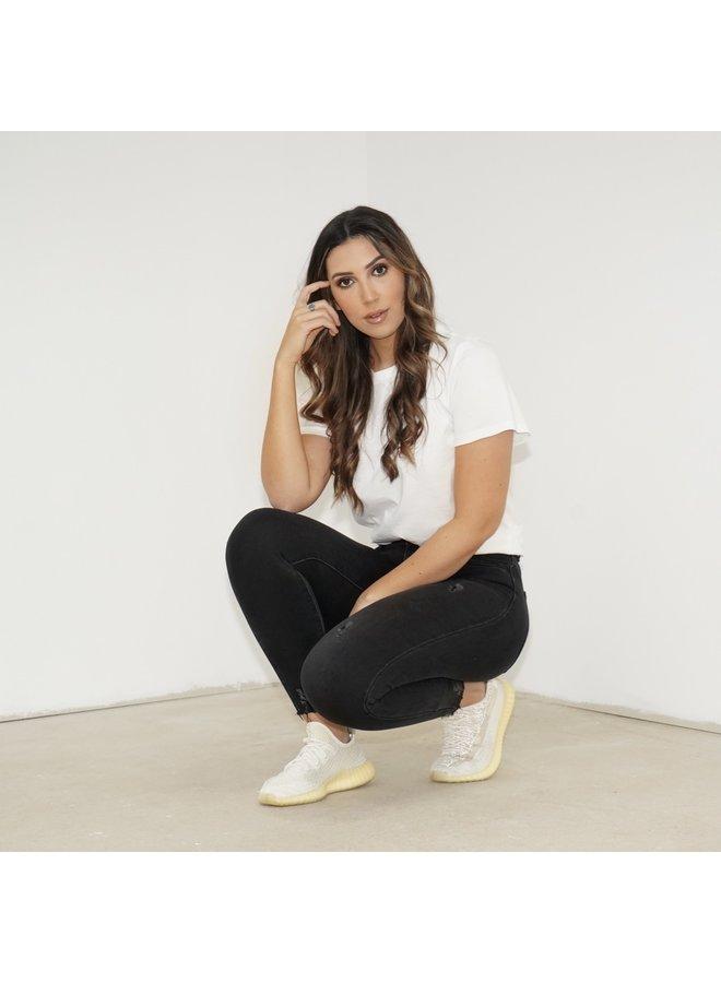 Anna skinny jeans - black