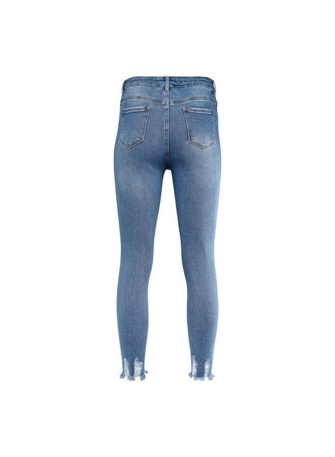 Loet skinny jeans - blue