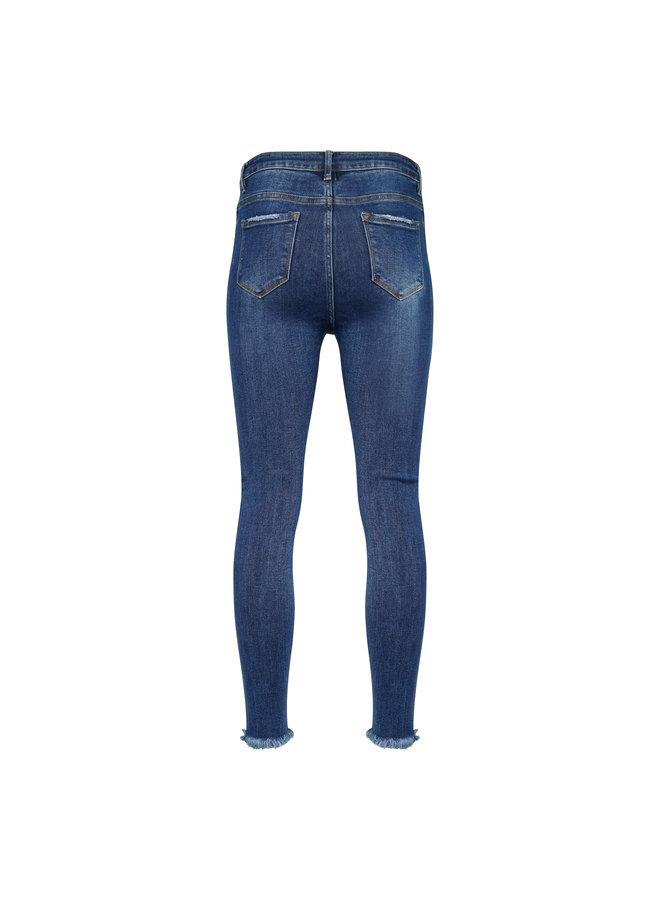 Elena skinny Jeans - dark blue