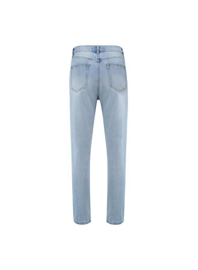 Hester mom jeans - light blue