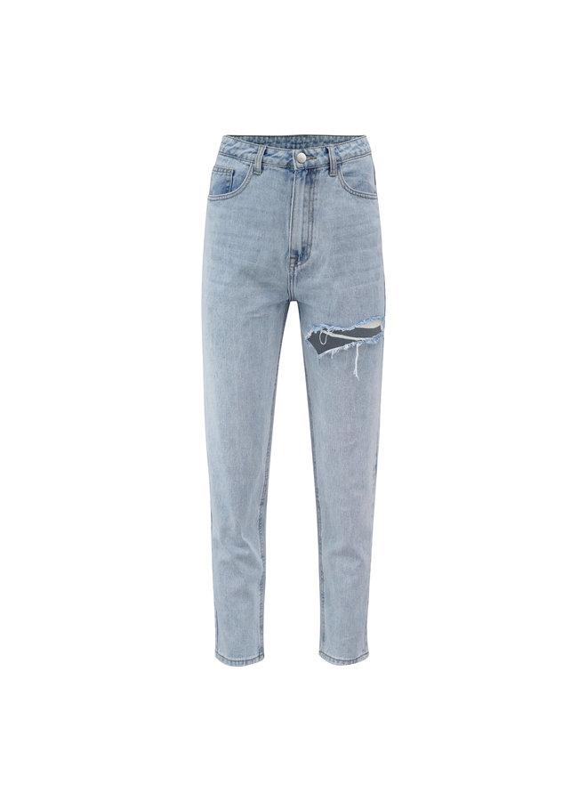 Jett mom jeans - light blue