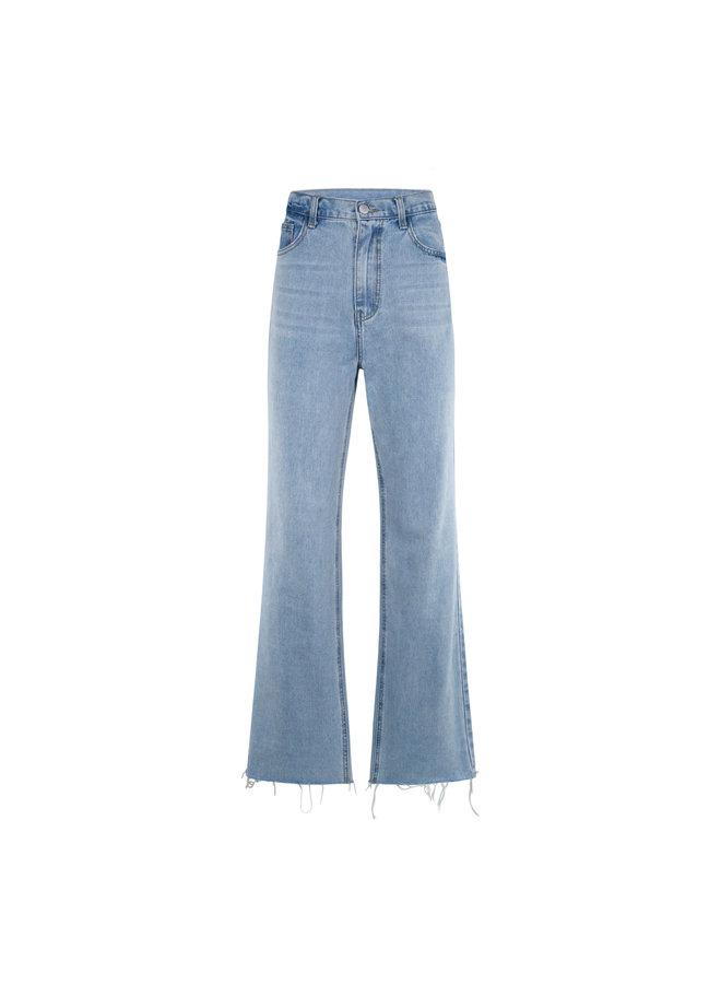 Micky wide leg jeans - light blue