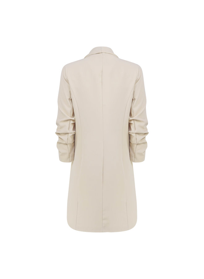 Kate blazer long -  beige