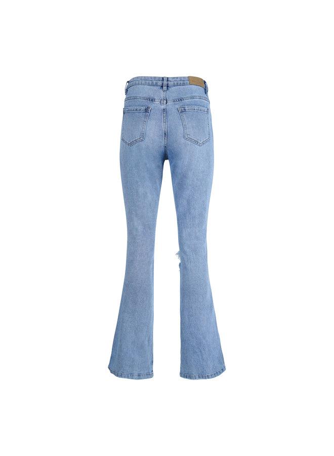 Lynn flared jeans - light blue
