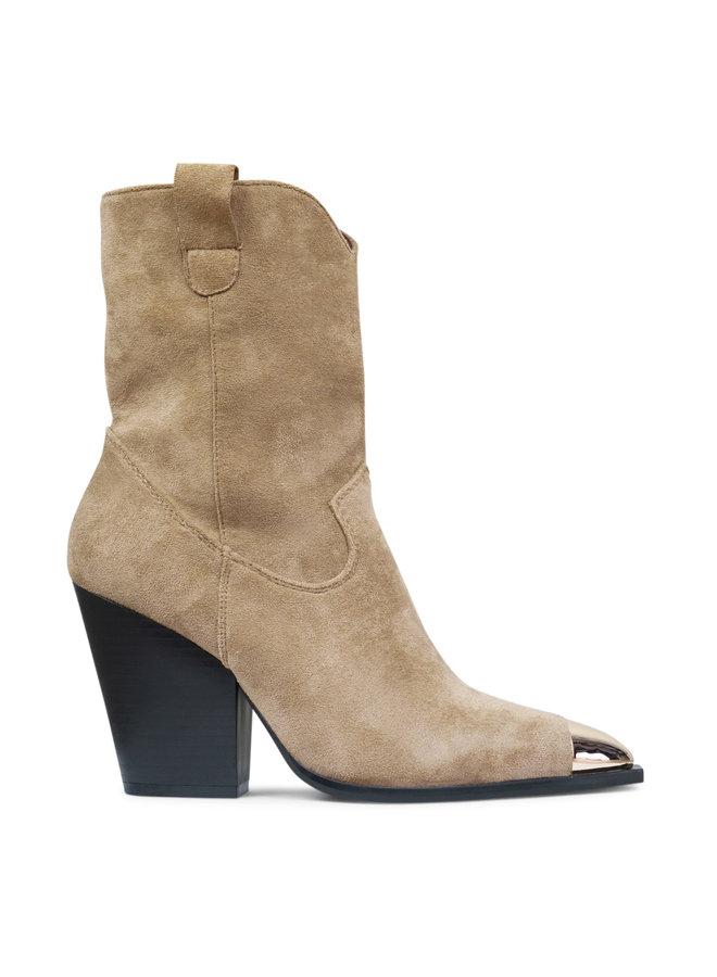 Yana cowboy boots - khaki