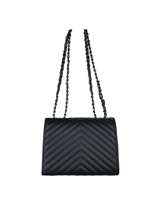 Dee bag small - black