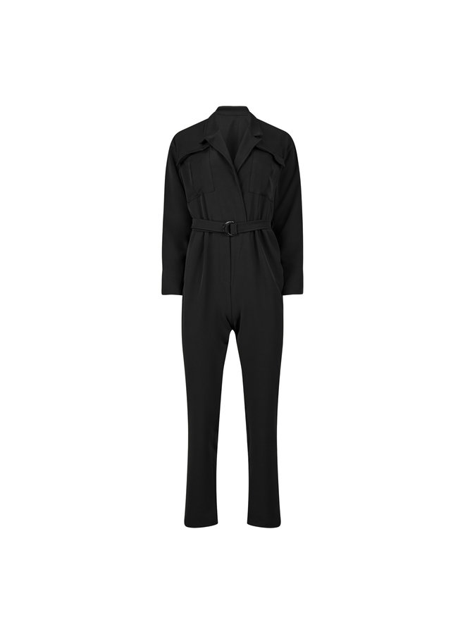 Ella jumpsuit - black