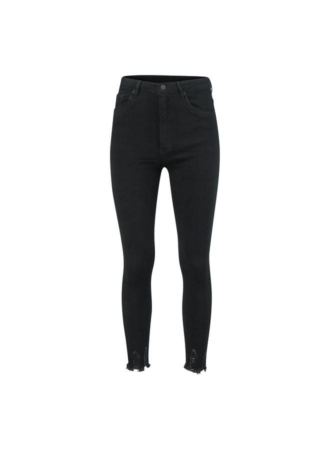 Gigi skinny jeans - black