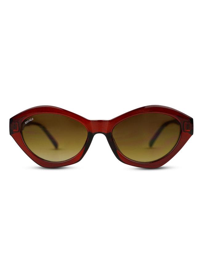 Jada zonnebril - bordeaux