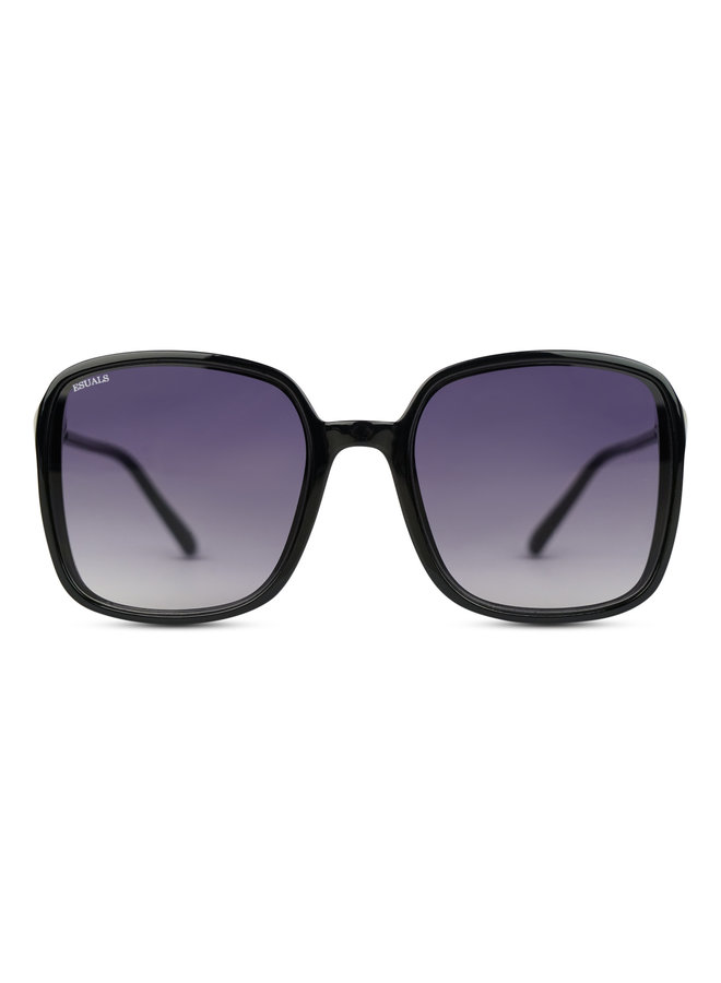 Chloë zonnebril - black
