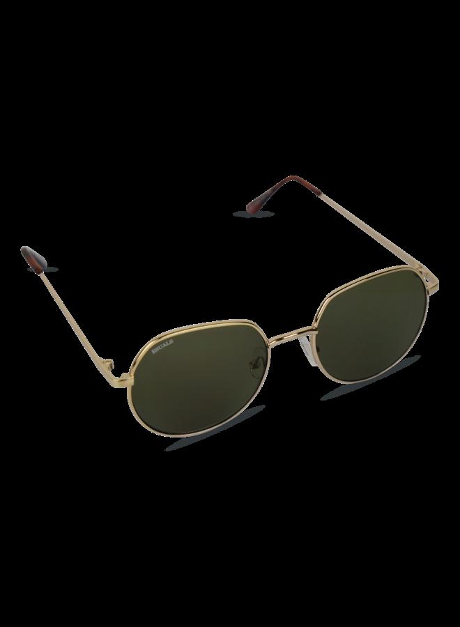 Hope zonnebril - green/gold