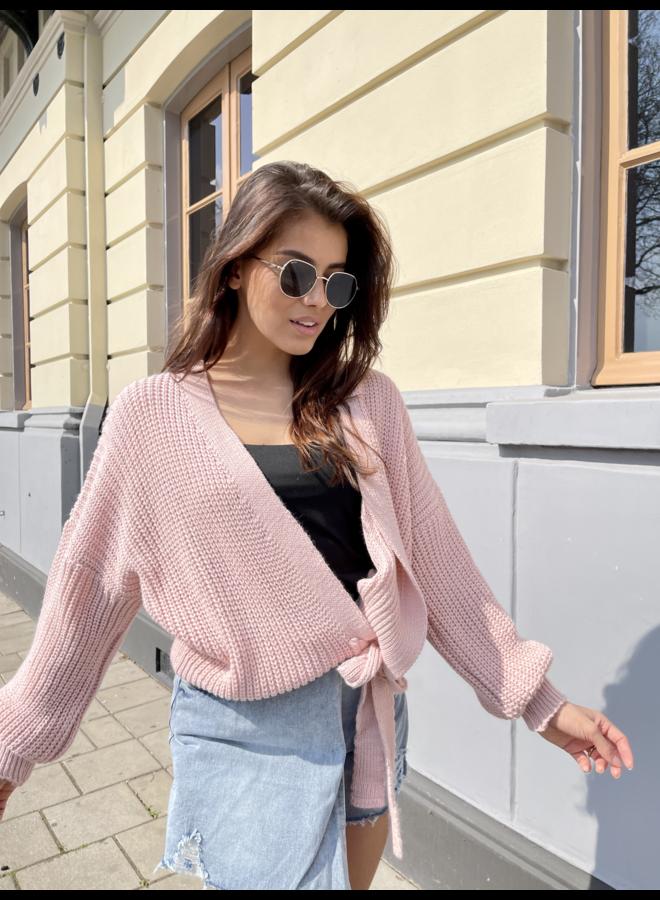 Liv cardigan - pink