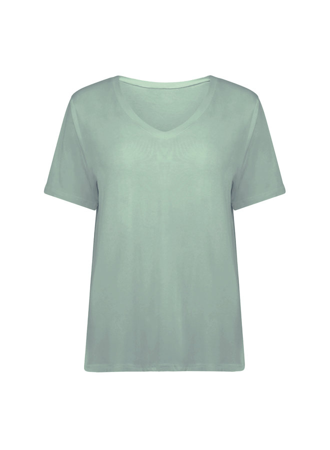 Leilany t-shirt - green