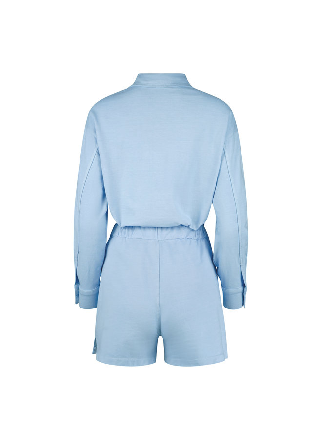 Kitty two piece - light blue