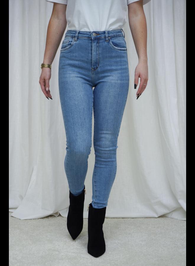 Marel skinny jeans - blue