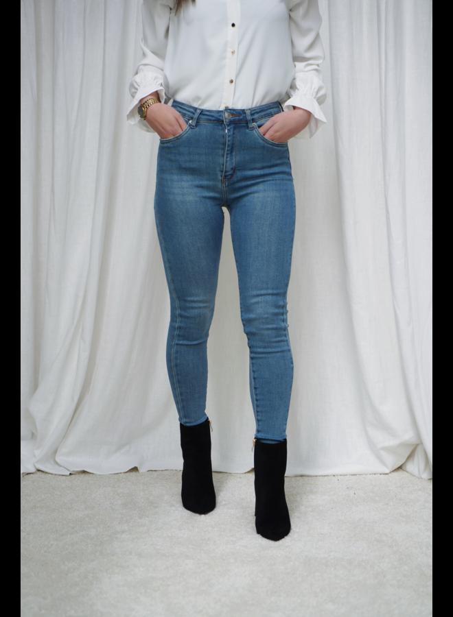 Miley skinny jeans - blue