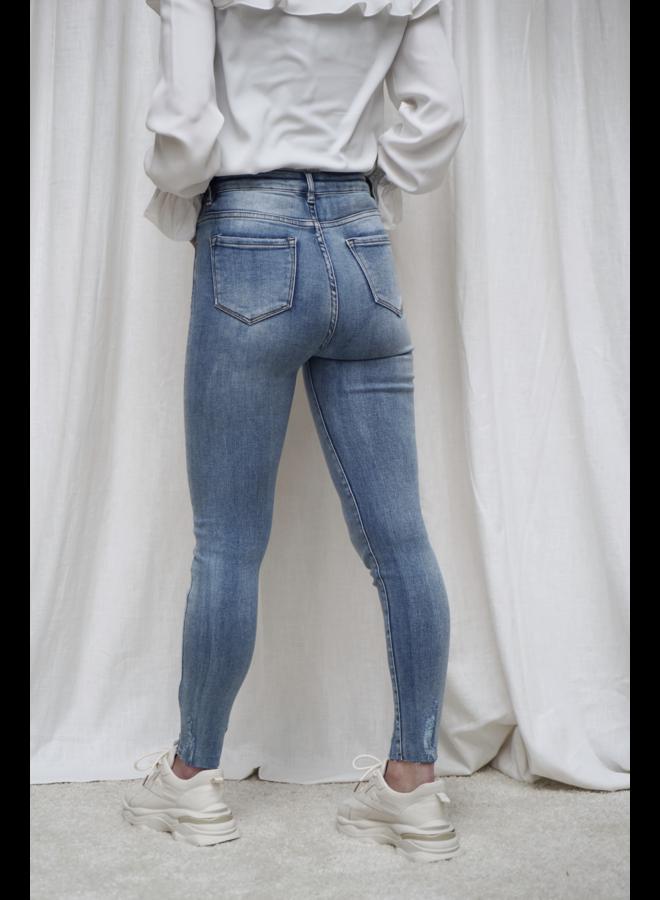 Milou skinny jeans - blue