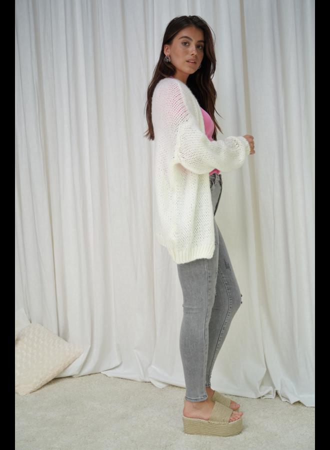 Manon skinny jeans - light grey