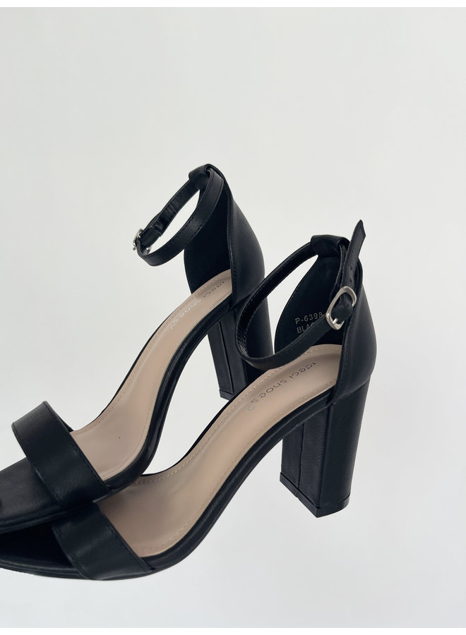 Journey heels - black