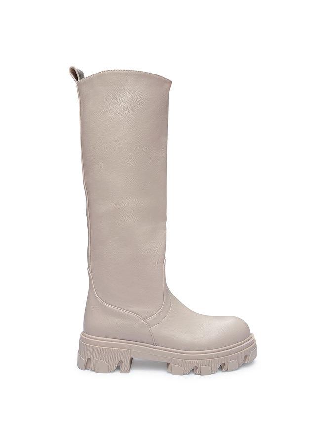 Britt boots long- beige