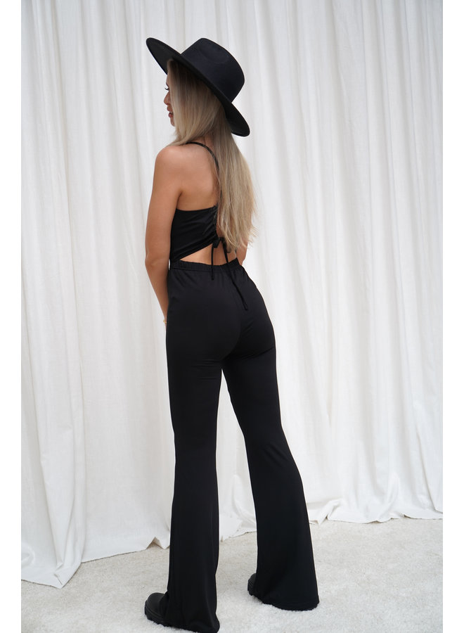 Mayke jumpsuit - black