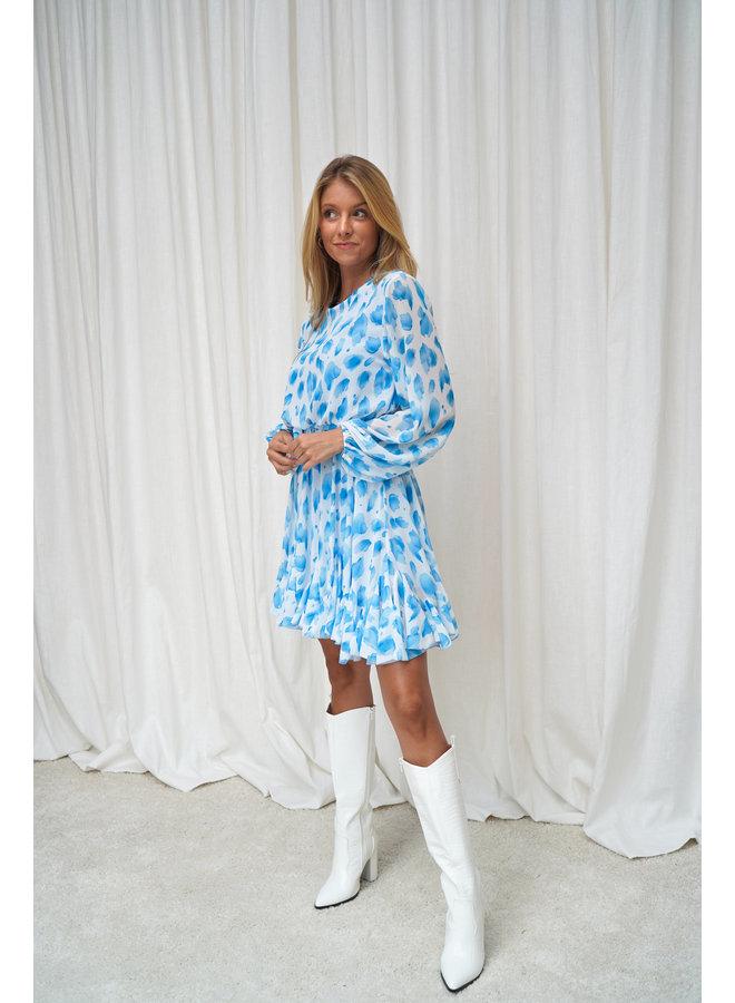 Pam croco heels - white
